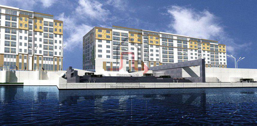 Разработка лучшей архитектурной концепции устройства и развития набережной реки Оки в городе Калуге в 2014 году.