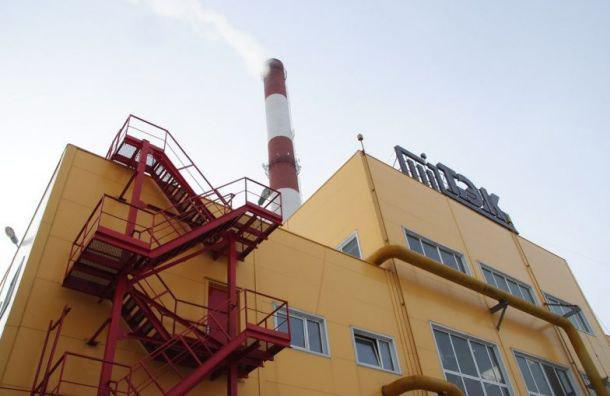 Выполнение проектных работ на строительство очистных сооружений ГУП «ТЭК СПб»