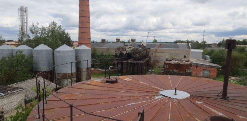 «Ликвидация опасных производственных объектов — площадок для хранения мазутного топлива котельных»
