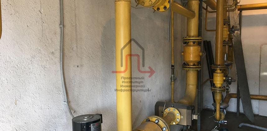 Разработка проектной документации поликвидации ОПО «Сеть газопотребления»