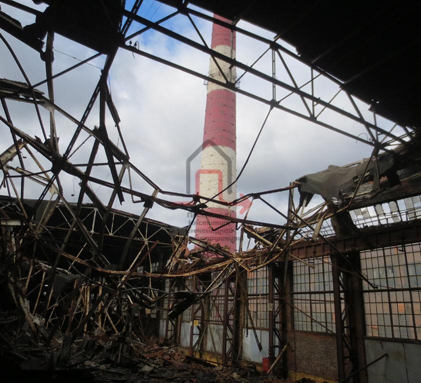 Ликвидация ОПО «Сеть газопотребления ОАО «Ступинская металлургическая компания»