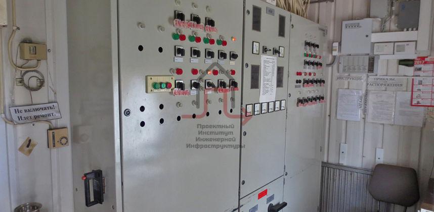 «Площадка ресиверов аммиачно-холодильной установки» ПО «Лужский консервный завод»