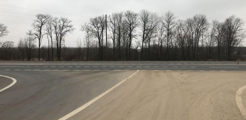 Капитальный ремонт автодороги «Москва — Санкт-Петербург» Кунино
