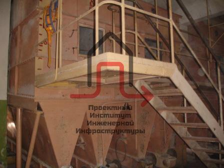Работы по разработке проектной документацииликвидации опасного производственного объектаОАО «Хлебокомбинат ЛАНА»