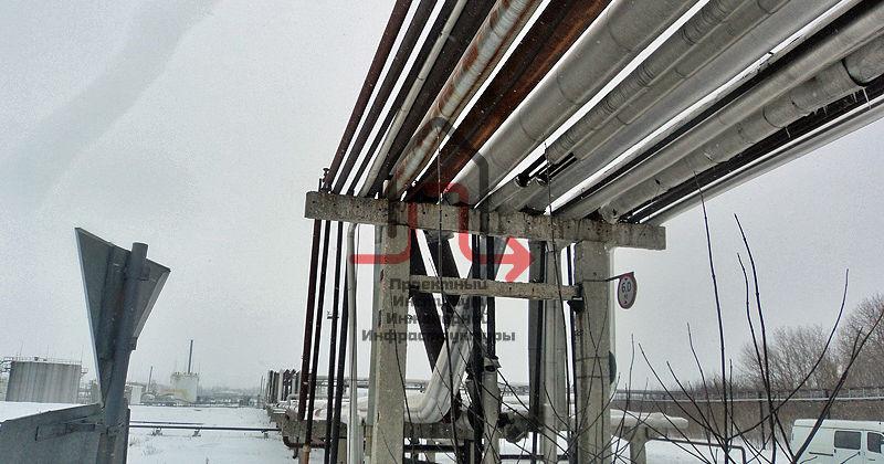 Техническое перевооружение магистрального паропроводаюжного ввода от ООО «Ново-Рязанская ТЭЦ» до ЗАО «РНПК»