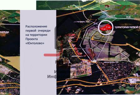 Разработка принципиальныхсхем инженерного обеспечениякварталов 3, 5 проекта «Юнтолово»