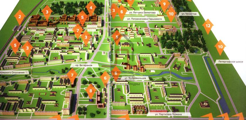 Внесение изменений врабочую документацию наружных тепловых сетейООО «СПб Реновация»