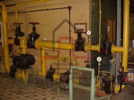 Консервация внутреннего газопровода «Центральный клинический военный госпиталь ФСБ РФ»