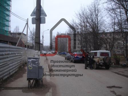 Разработка проектной и рабочей документацииреконструкции автомобильной дорогипо ул. Войкова