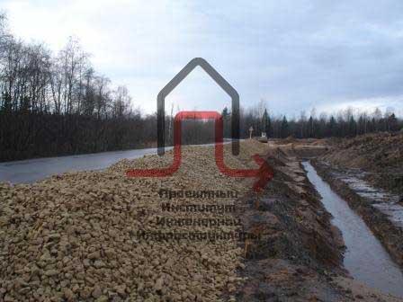 Ведение авторского надзора за строительством автомобильной дорогиАО «Газпромнефть-Северо-Запад»