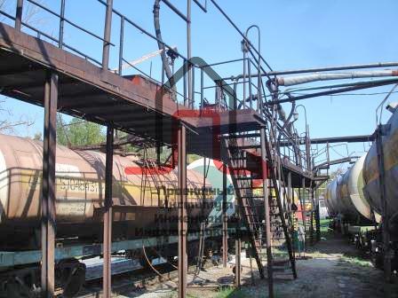 Работы по выполнению проектной документацииликвидации опасного производственного объектаЗАО «Тюменский Завод Пластмасс»