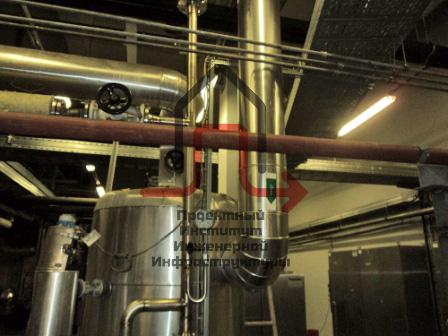 Разработка проектной документации систем отопления и вентиляции СПб