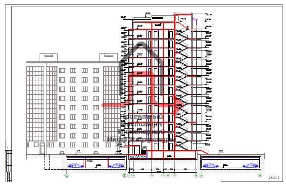 Разработка проектной документации выноса инженерных сетей из под Многоквартирного дома