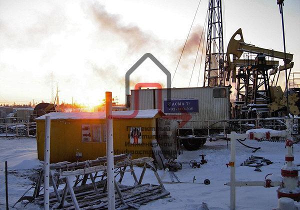 Модернизация месторождений добычи нефти ОАО «НК «Роснефть»