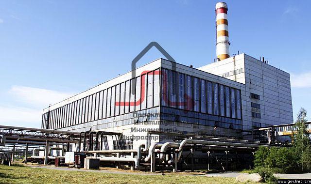Разработка проекта поликвидации Мероприятия по обеспечению непрерывной циркуляции сетевой воды Петрозаводской ТЭЦ