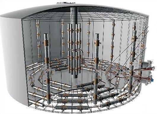 Разработка ПД раздела «Электрохимическая защита резервуаров дизельного топлива» г. Ульяновск