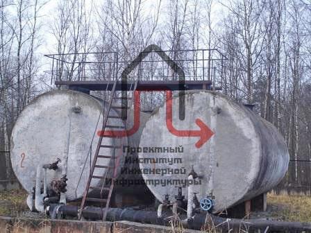Разработка ПД ликвидации ОПО — мазутонасосной и дымовой трубы котельной СПб
