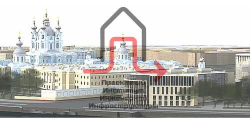 Разработка ПД и сметной документациипо объекту: «Административное здание Арбитражного суда города Санкт-Петербурга и Ленинградской области»