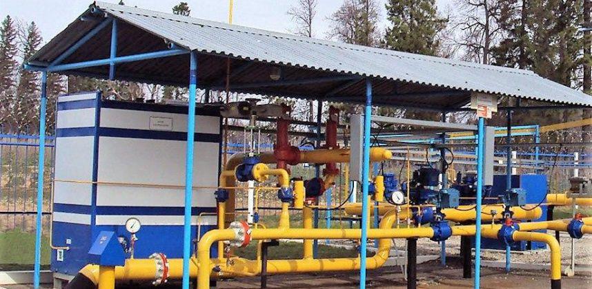 Разработка проекта демонтажа 5-ти ГРУ в Уссурийске