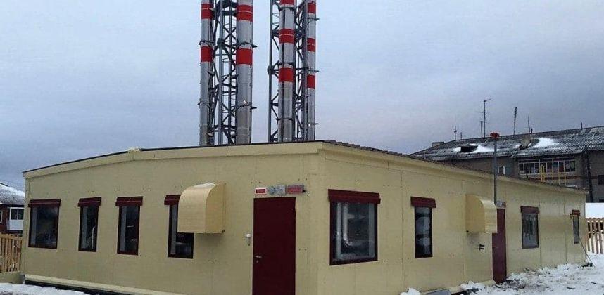 Корректировка проектной и рабочей документации 5-ти блочно-модульных газовых котельных Коломенский район