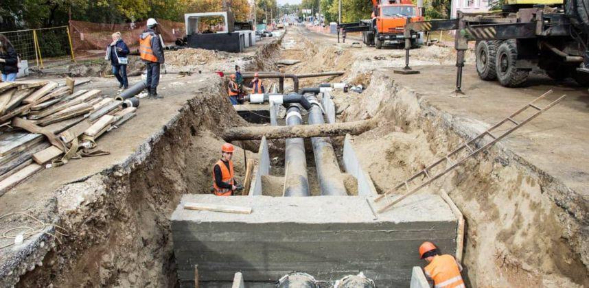 Выполнение проектно-изыскательских работ по реконструкции и техническому перевооружению участков тепловых сетей